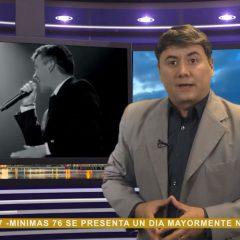 """Cantante """"Rick Astley"""" regresa con """"Keep Singing"""""""