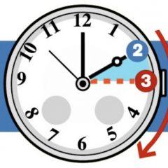 El domingo llega el horario de primavera, ajusta tu reloj 1 hora más