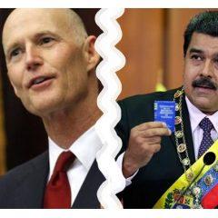 Gobernador de la Florida Firma Proyecto de Ley que prohíbe relación comercial con Venezuela