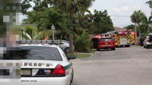 bomberos-y-policia-por-incendio-en-West-Palm-Beach