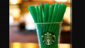Starbucks-dejará-de-usar-Pajillas-de-Plástico