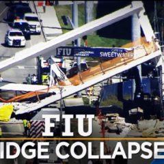 Multados contratistas vinculados con el colapso del puente en Maimi.