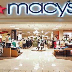 Macy's necesita trabajadores para la temporada de fin de año!