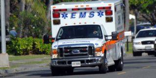 Hombre muere debido a que la ambulacia que le transportaba no arrancó