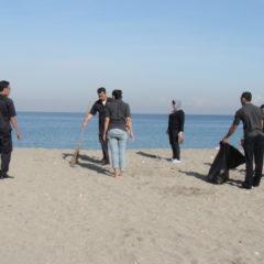 Jornada de limpieza de playas el sábado