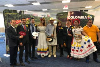 "American Airlines inauguró su nueva ruta ""Miami – Pereira"""
