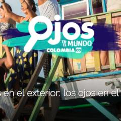 """Entrevista Pedro Fernández de Procolombia – campaña """"OJOS EN EL MUNDO"""""""
