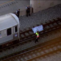 Identifican a atropellado por tren