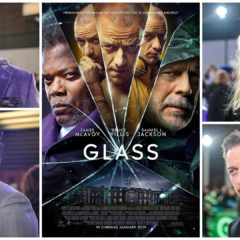 "Enero 18 lanzan la película ""GLASS"""
