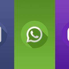 Facebook conectará sus tres plataformas de mensajería