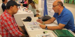Consulado de Colombia en el bodegón
