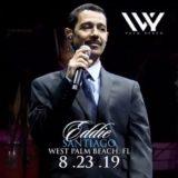 """Eddie Santiago"" en West Palm Beach en Ivy Night Club"