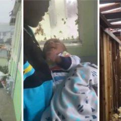 Huracán Dorian en categoría 3 sigue en Bahamas moviéndose a 1 mph