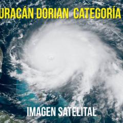 Fuerza y ruta de Dorian comparada con huracán de 1935