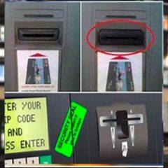 Encuentran skimmer para robo de información de tarjetas de crédito en tienda
