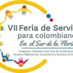 5 y 6 de octubre Feria de Servicios para colombianos en Pembroke Pines
