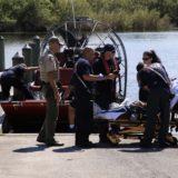 Rescatan 9 navegantes en el Refugio Silvestre Arthur R. Marshall de Loxahatchee