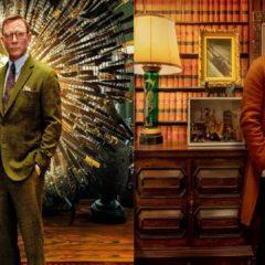 """Estreno de """"Puñaladas por la Espalda"""" con Daniel Craig y Chris Evans"""