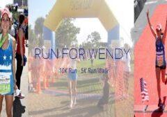 """En eventos """"Run for Wendy"""" el sábado y """"Desfile de Veteranos"""" el domingo"""
